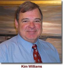 Kim Williams, the 2014 Lifetime Leadership Award recipient.